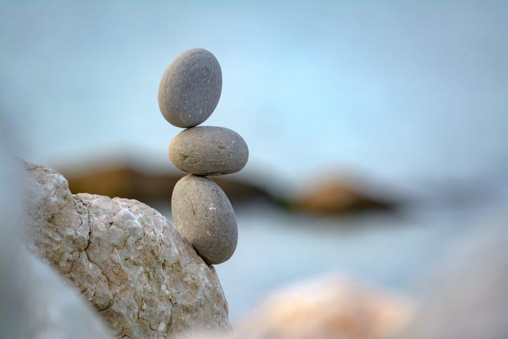 Image pour illustrer l'équilibre corps émotions esprit en soprologie Hyères