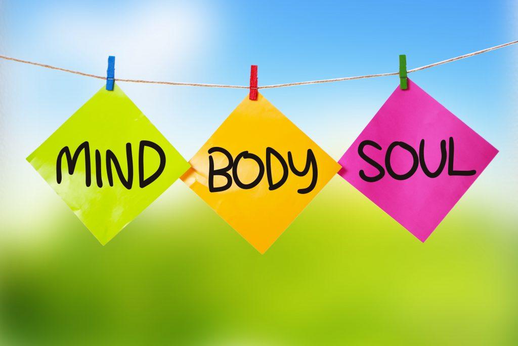 Image illustrant l'importance du lien corps-esprit
