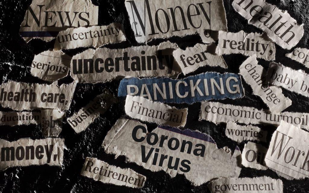 image illustrant les différentes sources d'anxiété